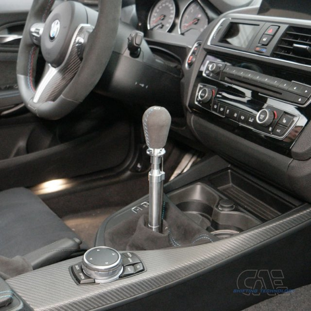 Cae Ultra Shifter Bmw F2x F87 989 00