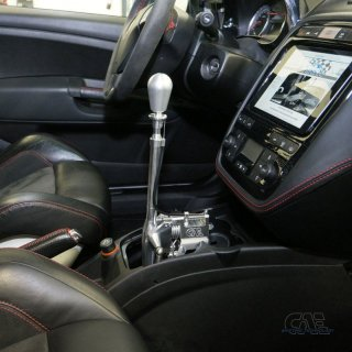 CAE Ultra Shifter Fiat Grande Punto Abarth with M32 Gearbox
