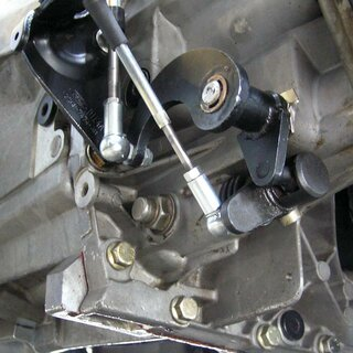 CAE | Short Shifter | Race Shifter | ALU Shifter | FORD Fiesta