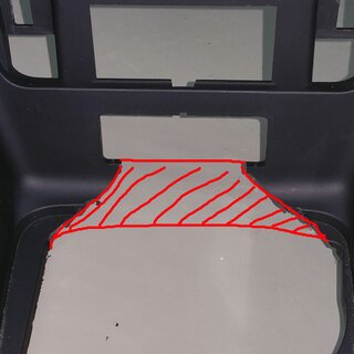 CAE Shifter Renault Megane III RS