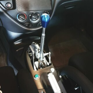 CAE Ultra Shifter Focus MK 1 RS with MTX75 Gearb.