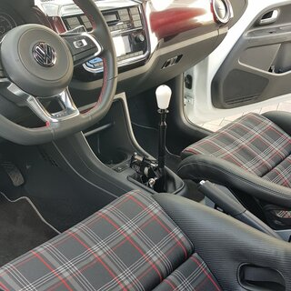 CAE Ultra Shifter UNDERFLOOR VW UP GTI ALU