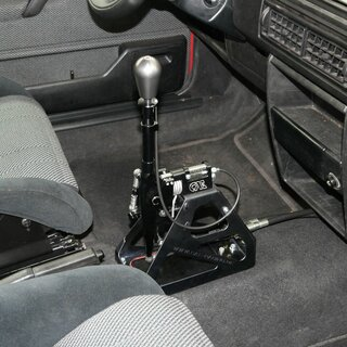 CAE Ultra Shifter VW Golf 2 02M ALU uncoat. Alu grey